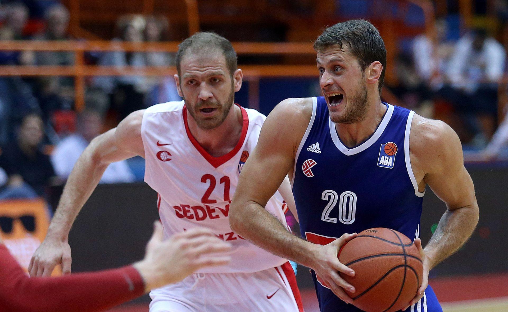 ABA LIGA Zadar izgubio od Zvezde, Cedevita bolja od Cibone
