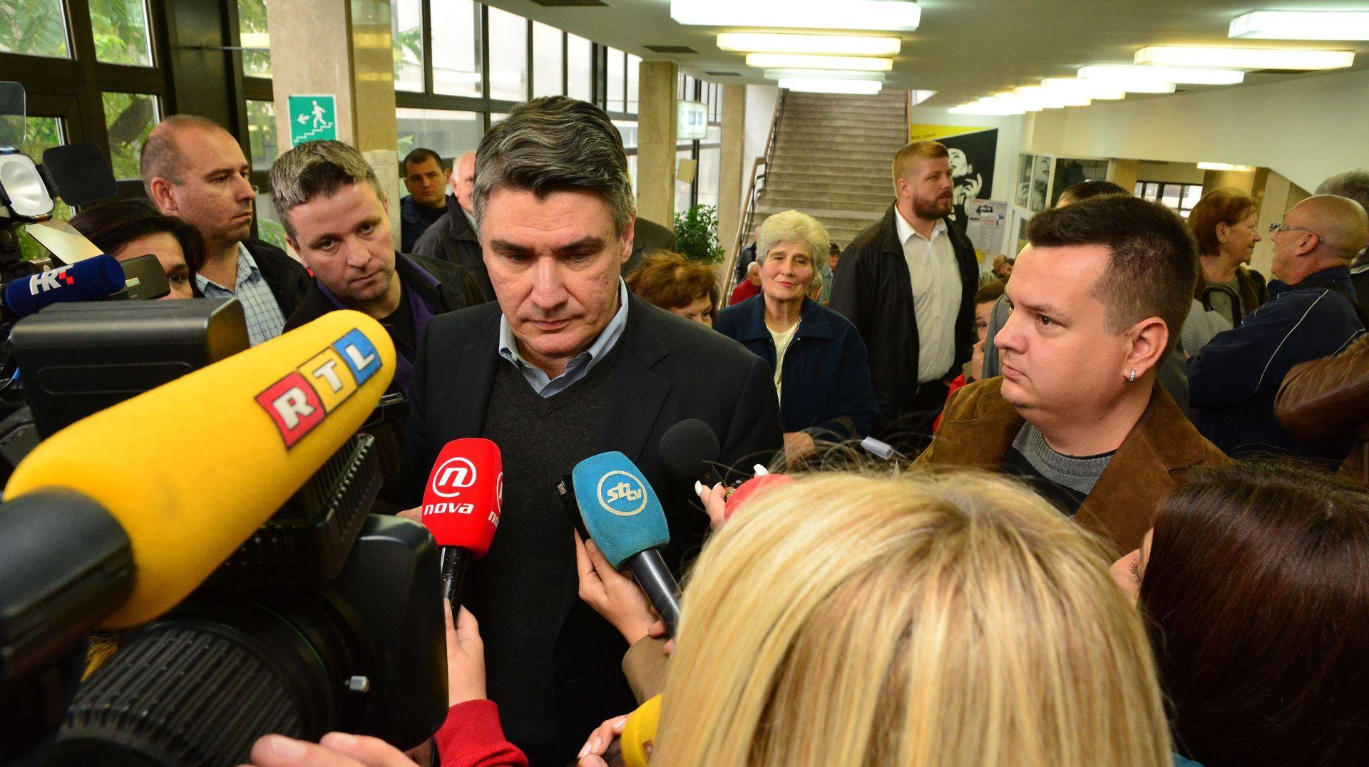 IZBORI 2015 Milanović: Mađarska je bila dobra prema nama u vrijeme rata kada je to ništa nije koštalo