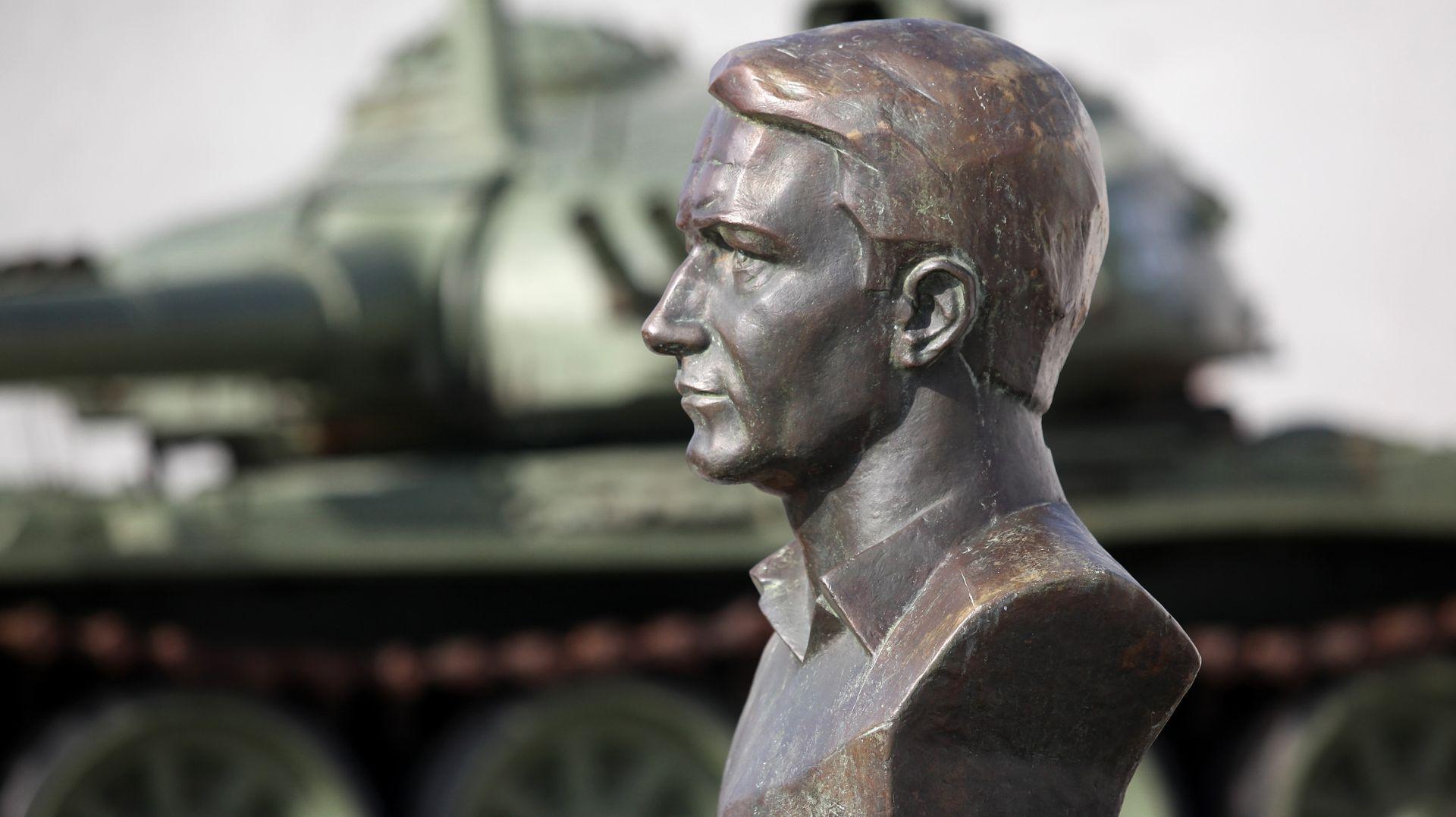 Obljetnica pogibije legendarnoga vukovarskog zapovjednika Blage Zadre