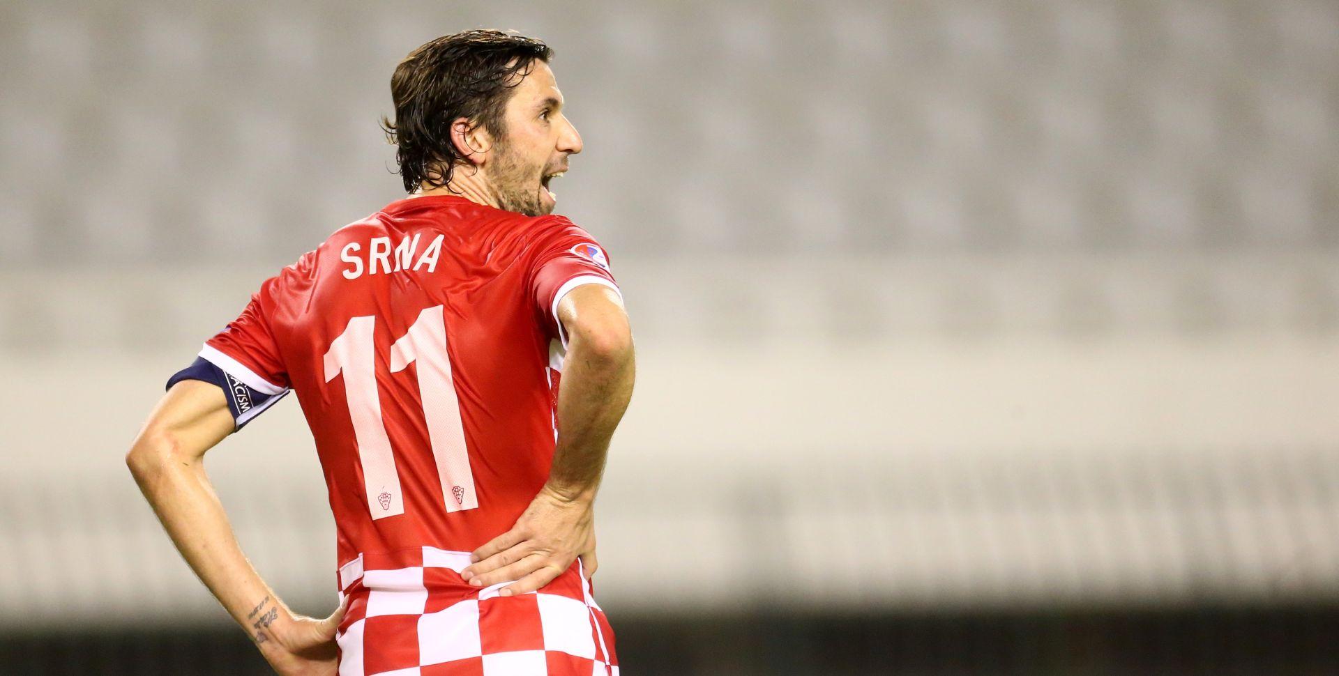 """DARIJO SRNA """"Protiv Bugara sam uvijek bio dobar, a za Hrvatsku igramo s ponosom i veseljem"""""""
