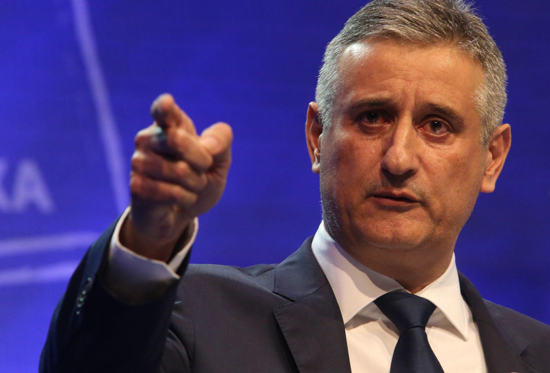Tomislav Karamarko odbio sva televizijska sučeljavanja prije izbora