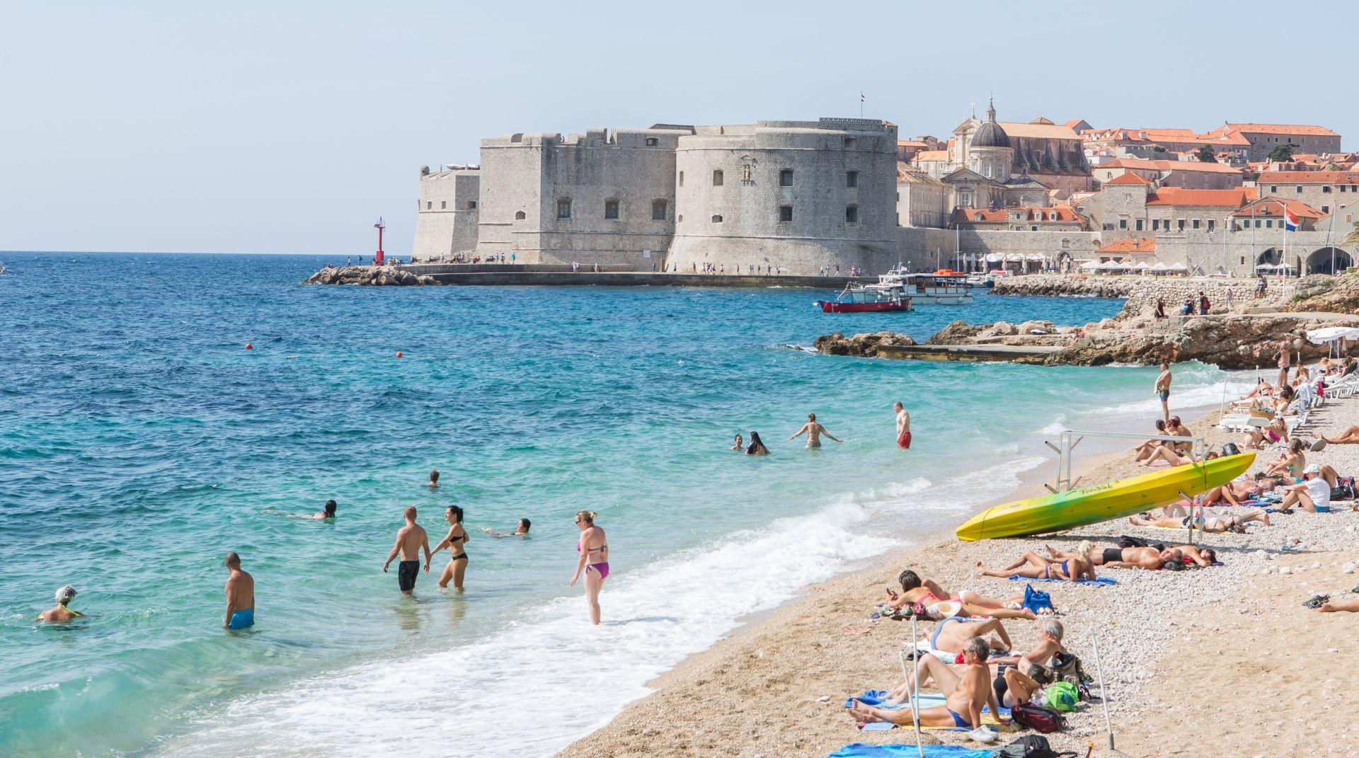 MINT: Prihodi od turizma u prvom polugodištu 2,28 milijardi eura