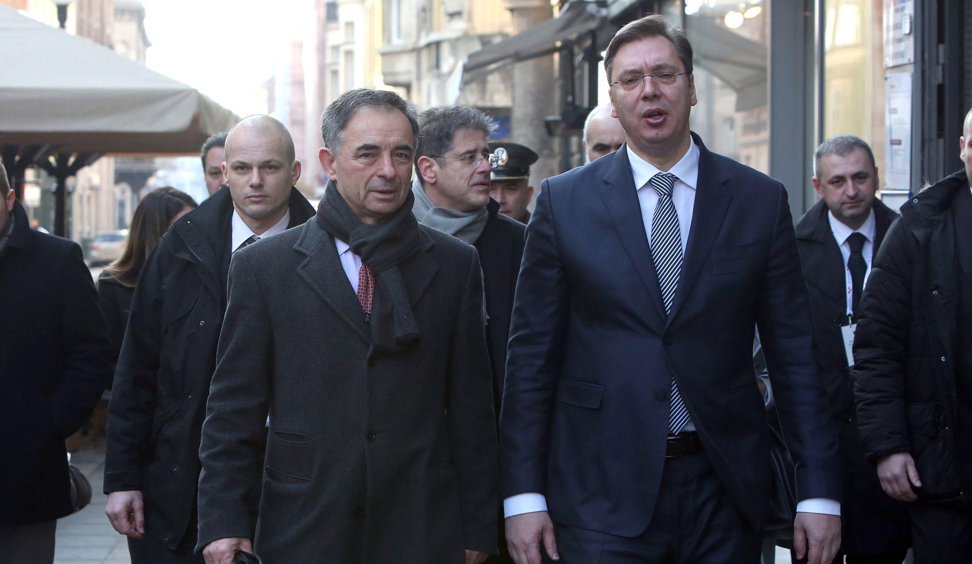 Vučić i Pupovac: Kampanja u Hrvatskoj ne smije utjecati na odnose dviju država