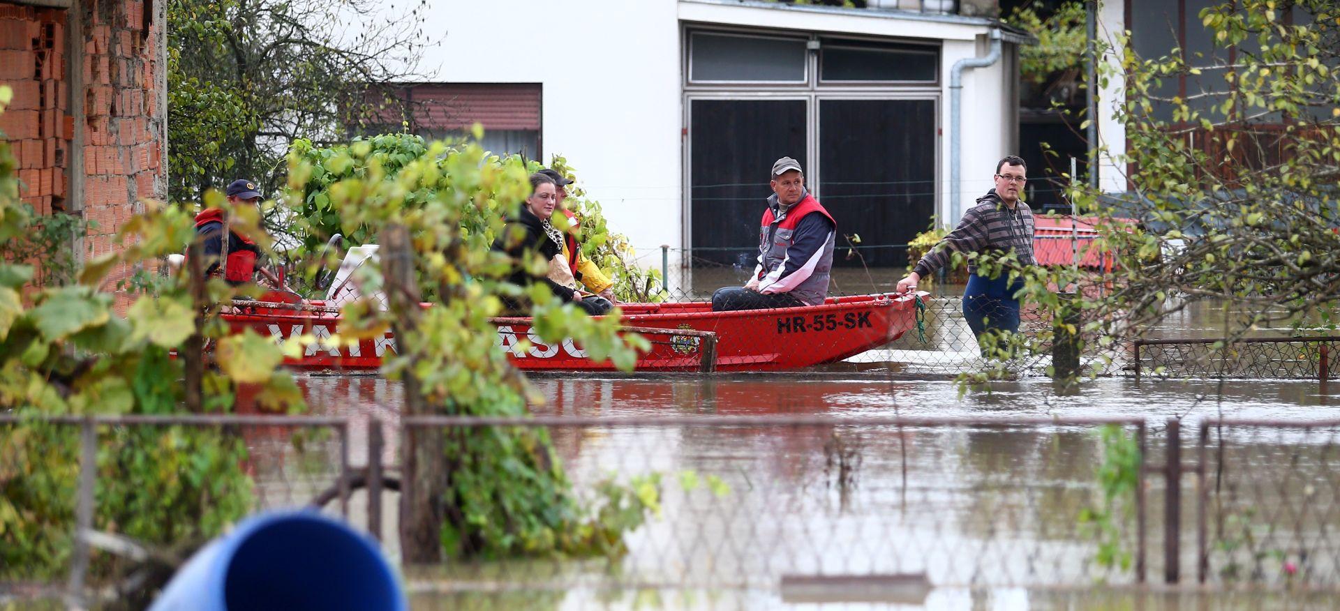 Od posljednje poplave šteta u Karlovcu oko 60 milijuna kuna