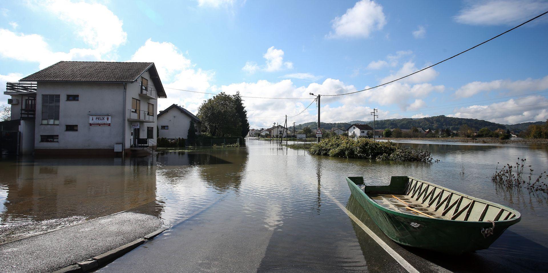 U Karlovcu više nema opasnosti od poplava