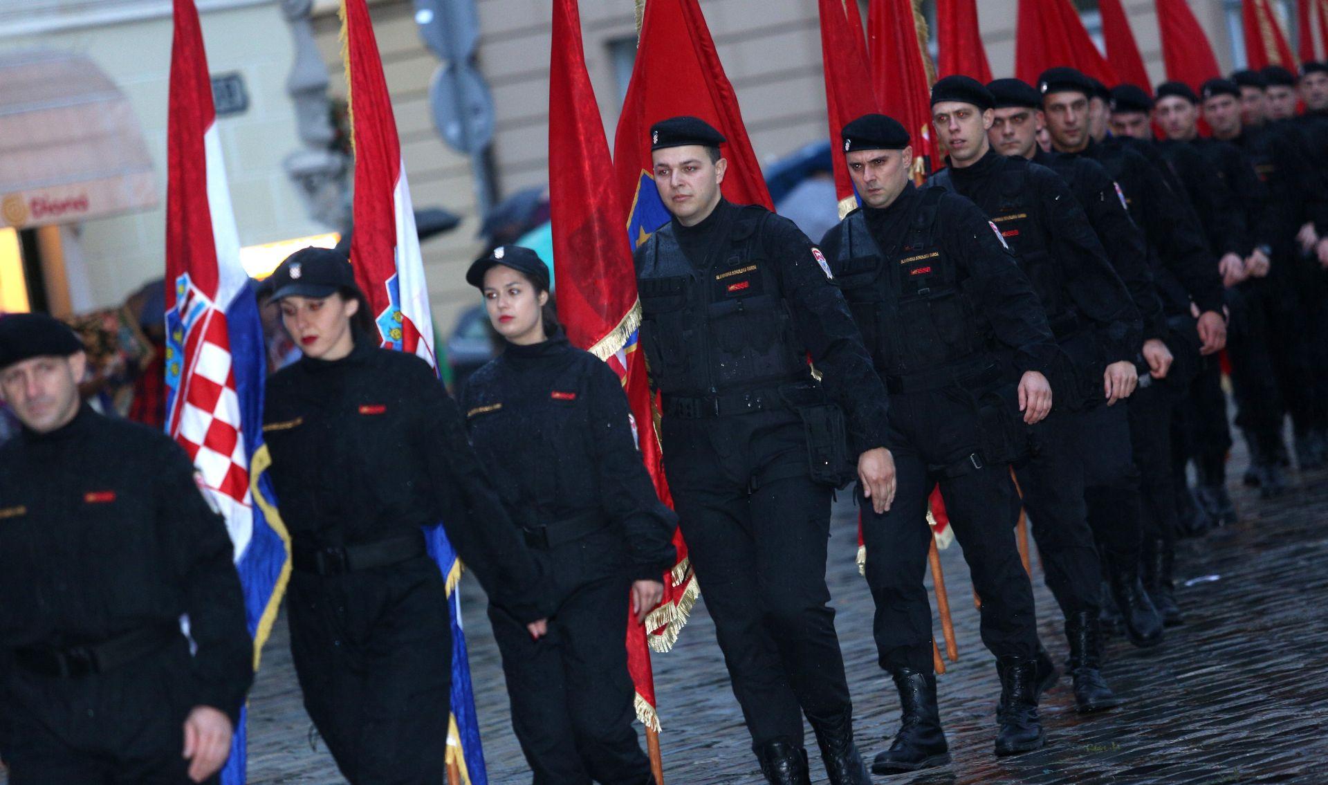 ORaH oštro osudio postrojavanje 'paramilitarnih sekcija HDSSB-a', zahtjevaju reakciju MUP-a