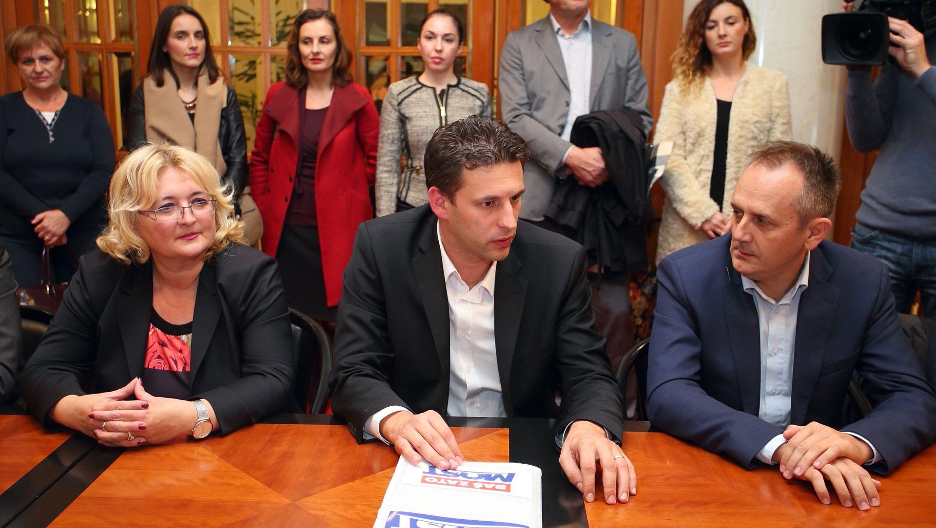 IZBORI 2015. Most predao izborne liste, Petrov uvjeren u deset mandata