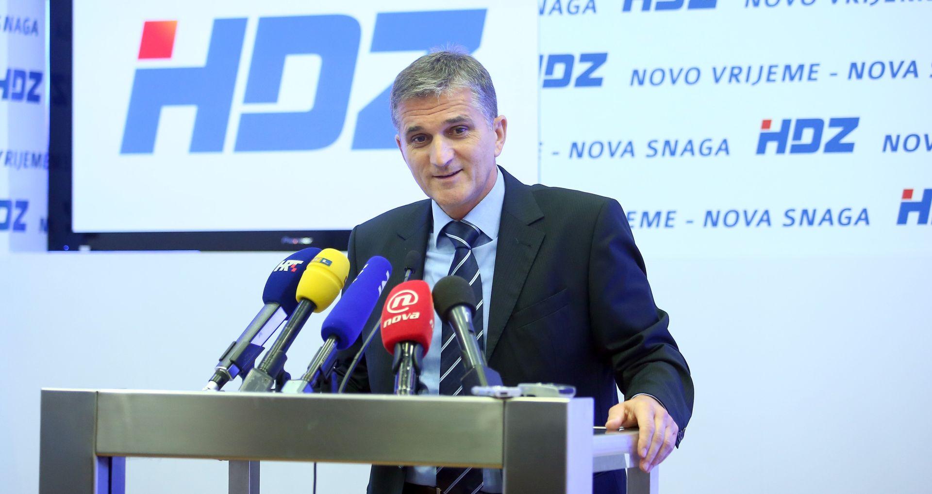 IZBORI 2015. Goran Marić: SDP-ov slogan 'Hrvatska raste' obična je podvala i laž
