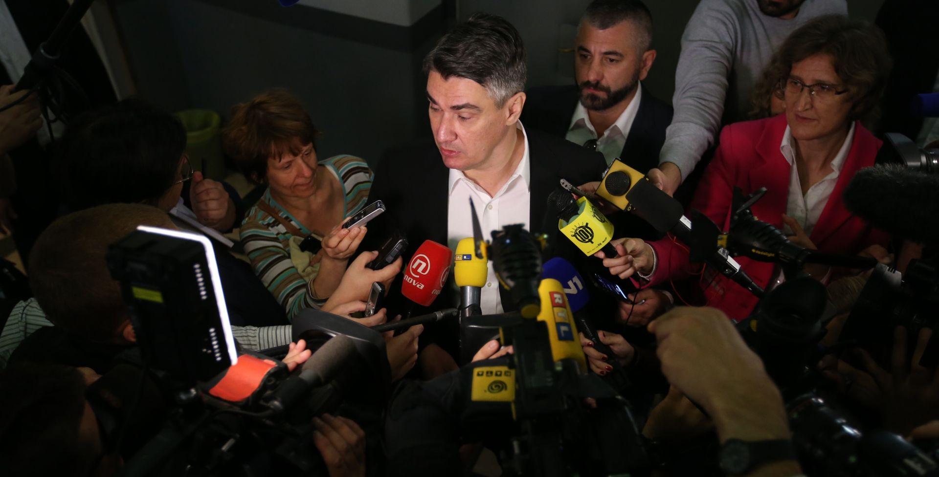 Milanović : HDZ-ov izborni program nudi nerealna obećanja i ogromne troškove
