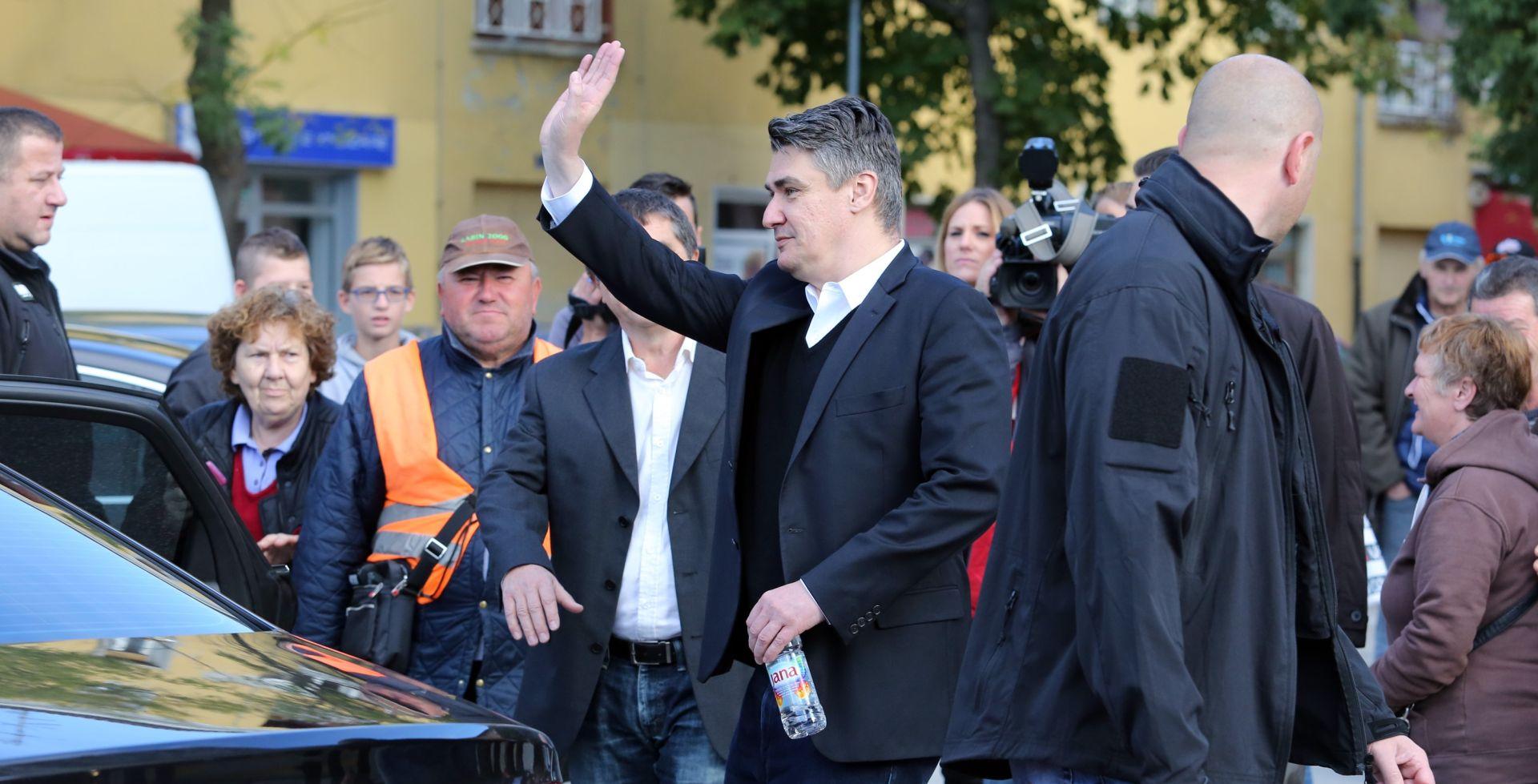 NOVOGODIŠNJA PORUKA: Milanović zaželio da Hrvatska nastavi gospodarski rasti