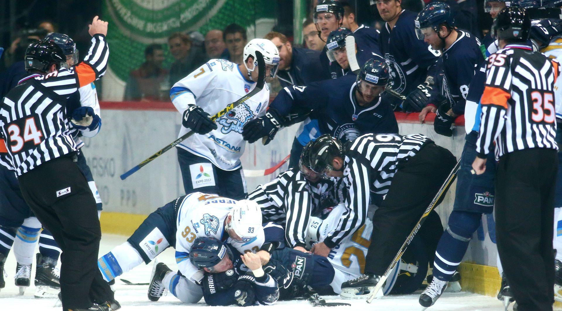KHL: Poraz Medveščaka u produžetku