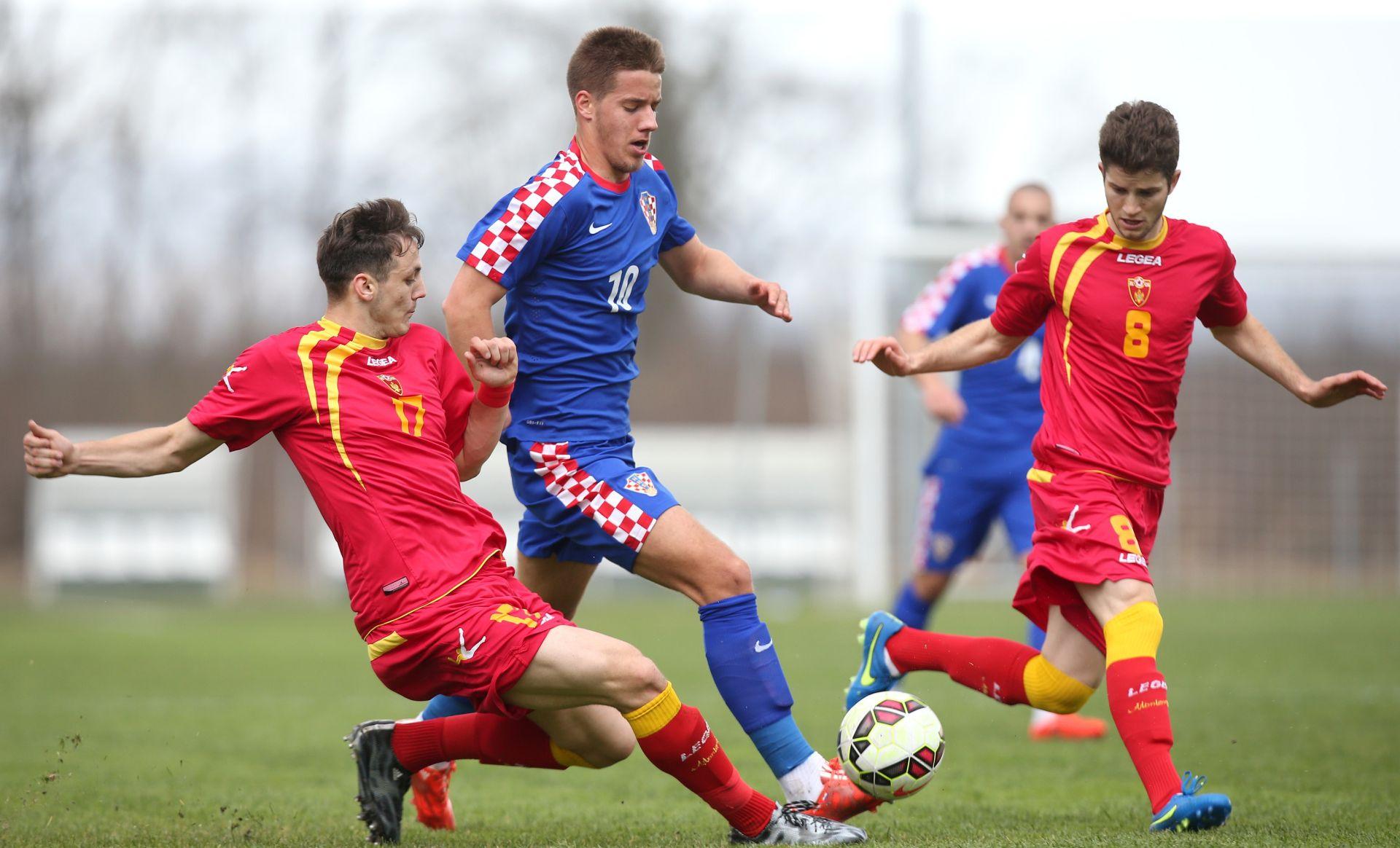 U21 Maksimalan učinak nakon tri utakmice, Hrvatska slavila u San Marinu golovima Marića i Pašalića
