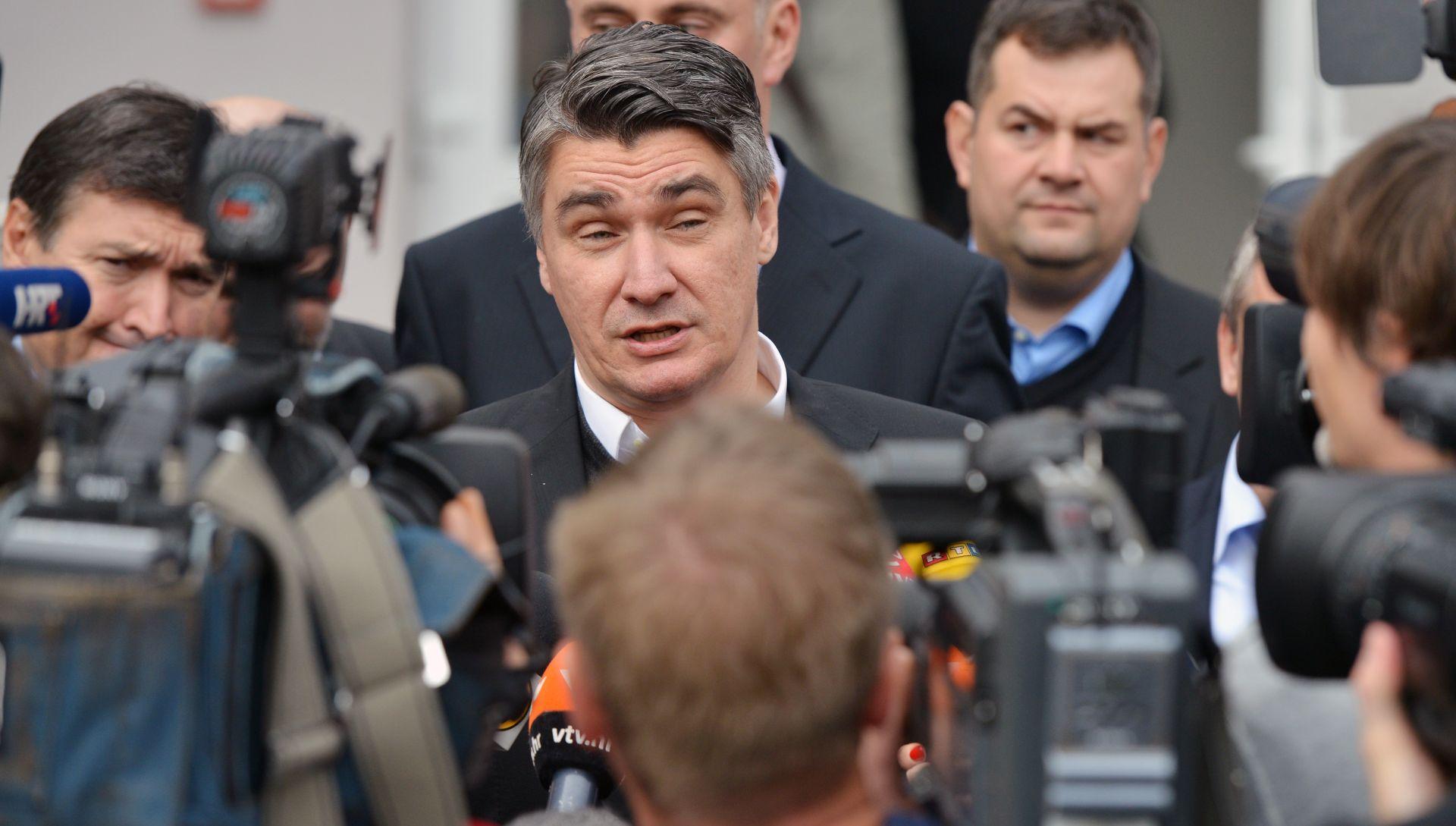 Milanović o Ostojićevu imenovanju: Ne znam što je HDZ-u to trebalo
