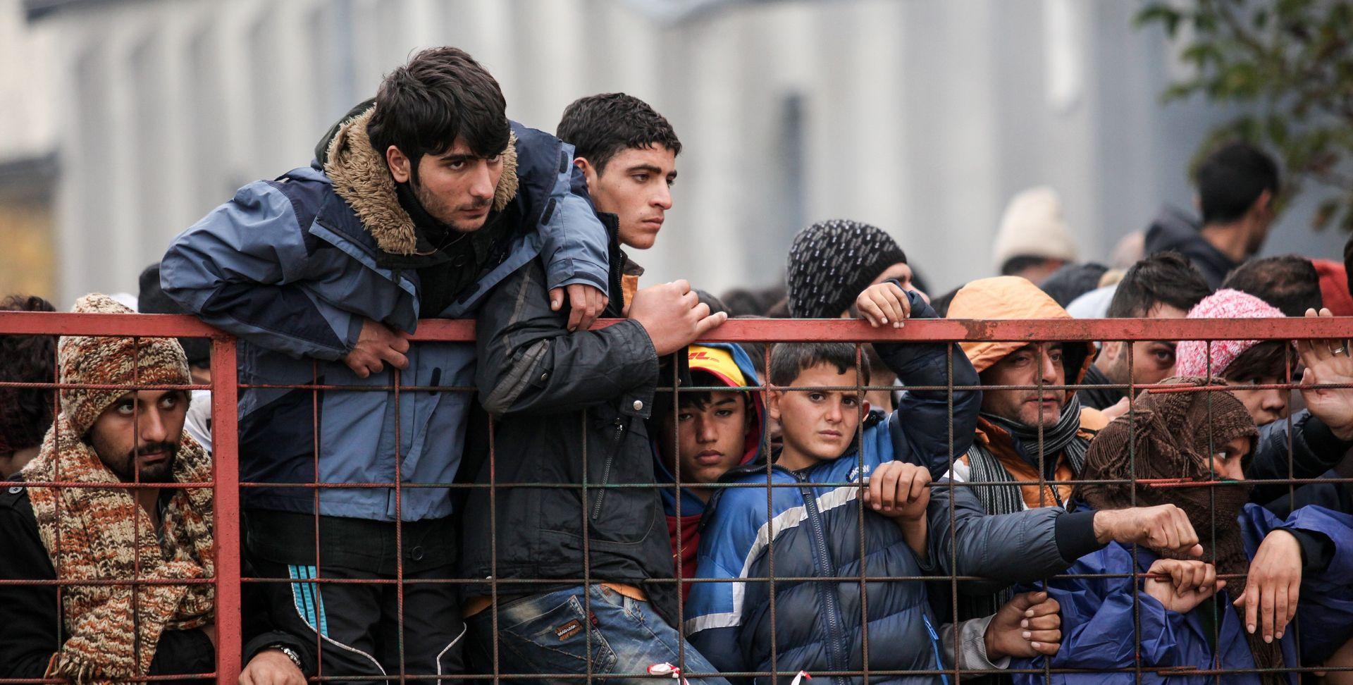 IZBJEGLIČKA KRIZA Slovenija spremna podići ogradu na granici s Hrvatskom