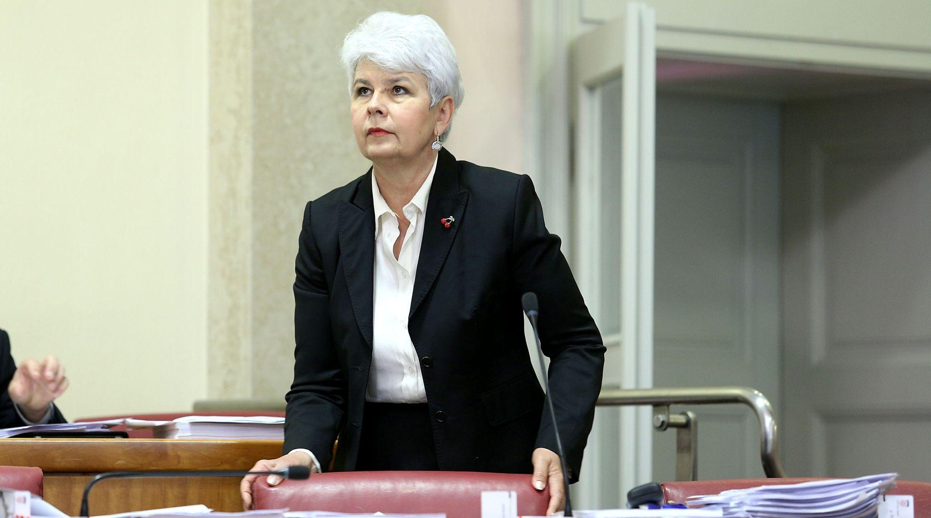 Kosor: Velika koalicija bila bi blagotvorno rješenje, ali ne dok su tu Milanović i Karamarko