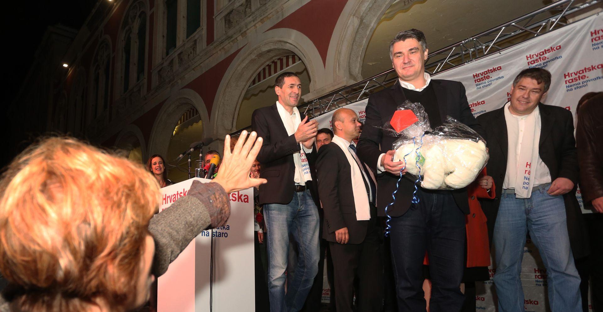 IZBORI 2015. Milanović: Mi zastupamo domoljubne i kršćanske vrijednosti