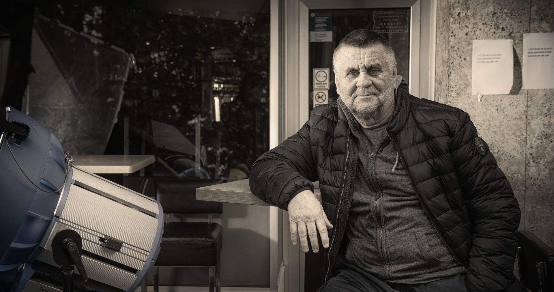 RAJKO GRLIĆ 'Ljudi u Hrvatskoj žrtve su demagogije od koje političari žive'