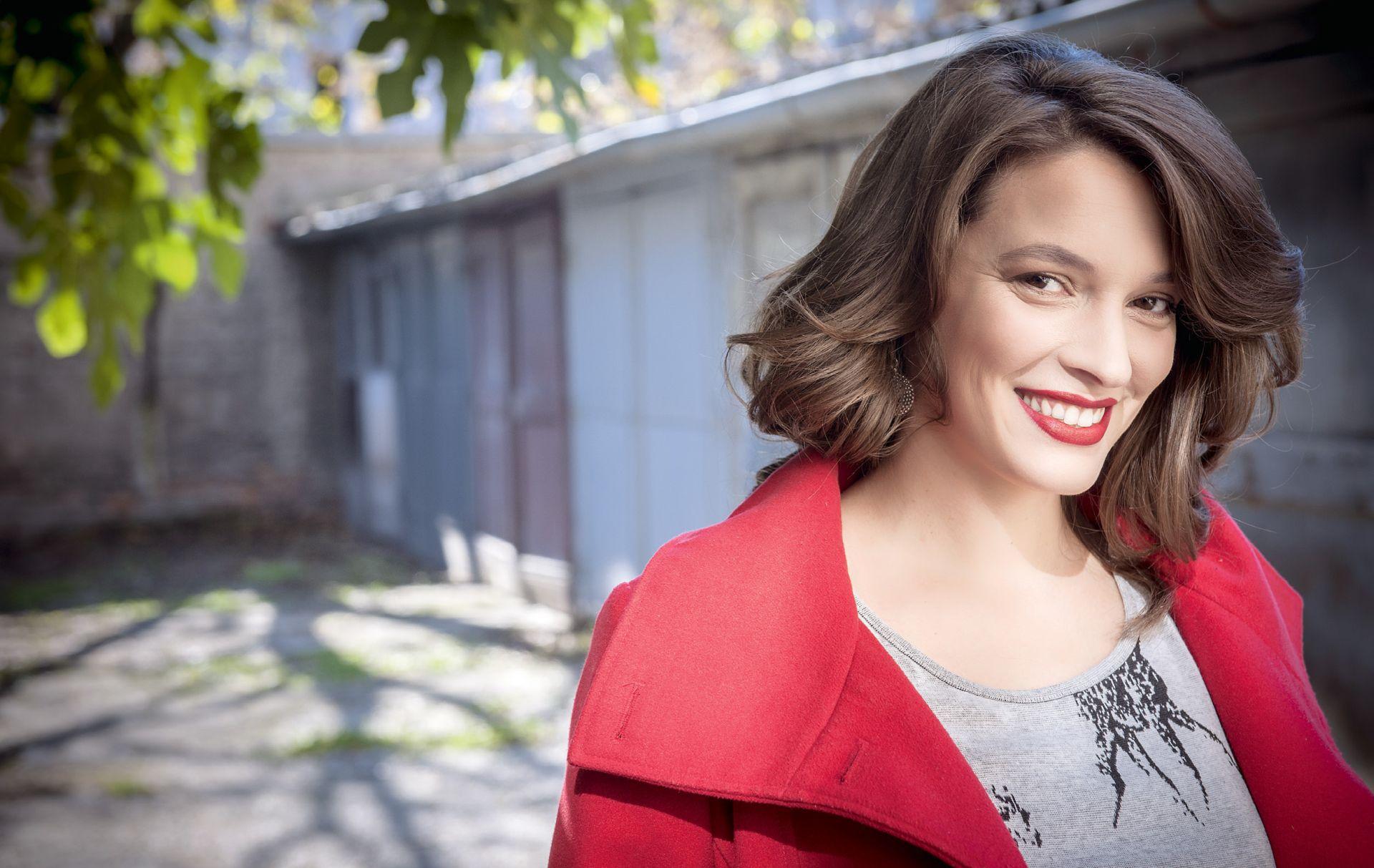 "Ana Majhenić zagrebaČka glumica ana majheniĆ: ""danas seks uopće nije tabu"