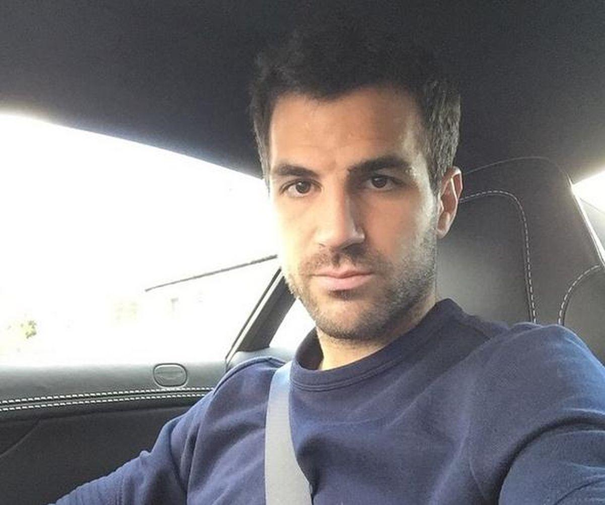 ODE VOZAČKA NA POLA GODINE Cesc Fabregas vozio dvostrruko brže od dozvoljenog
