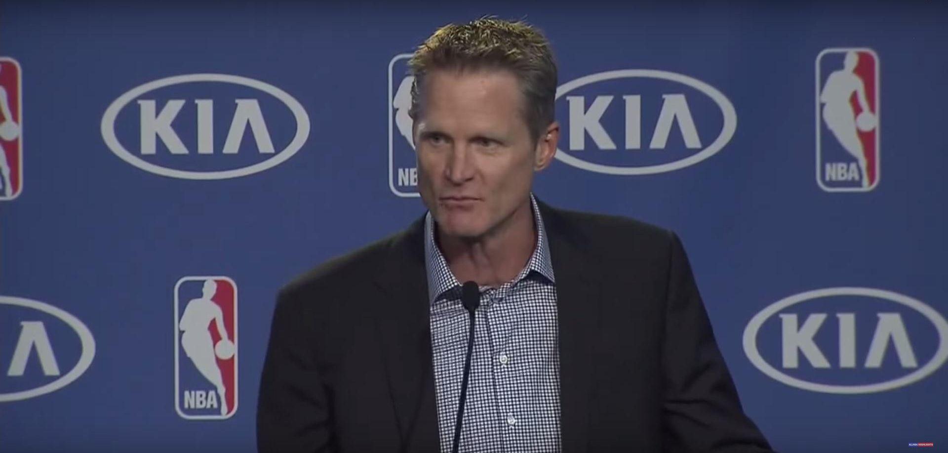 NBA Prvaci Warriorsi bez Kerra na klupi tijekom priprema