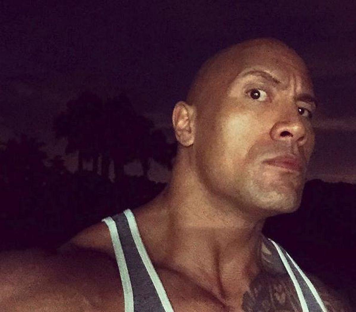 VIDEO: NAKON NAPORNOG VJEŽBANJA Zaplešite i vi sa simpatičnim The Rockom