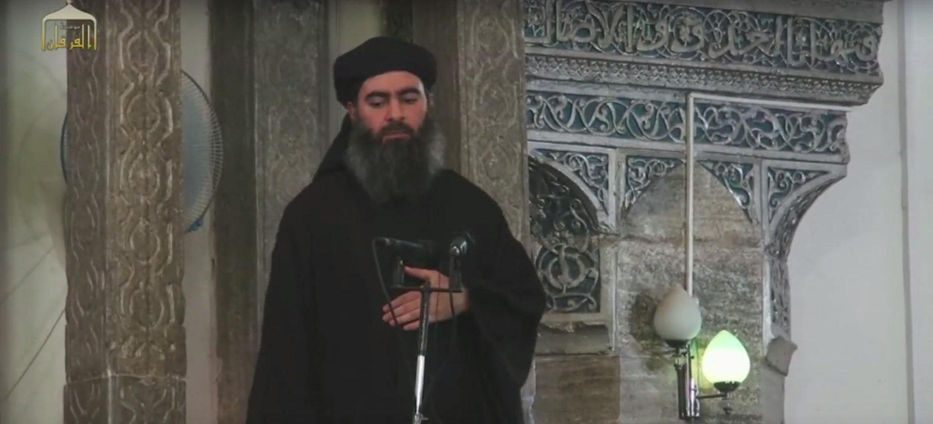 'VELIK BROJ VOĐA UBIJENO ILI RANJENO' Iračko zrakoplovstvo bombardiralo konvoj vođe ISIS-a Abu Bakr al-Bagdadija