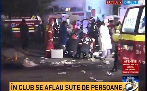 UPALILI VATROMET U NOĆNOM KLUBU? Eksplozija i požar u Bukureštu, najmanje 25 mrtvih, 80 ozlijeđenih