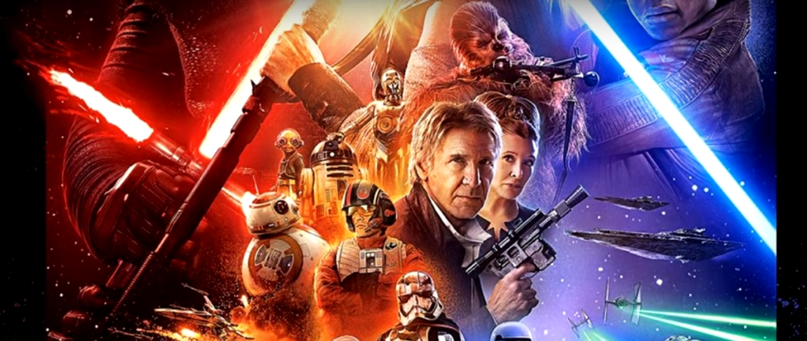 VIDEO: Novi televizijska reklama za film 'Star Wars: The Force Awakens'.