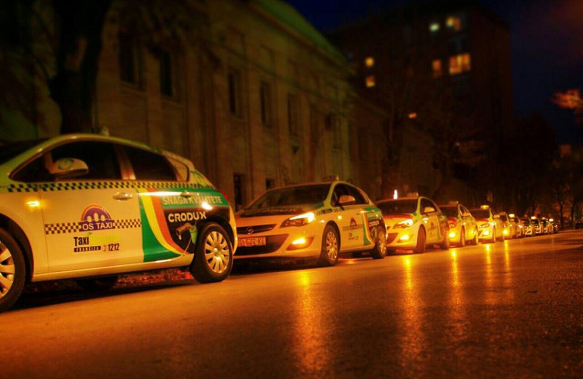 OSIJEK Obilježena prva godišnjica rada Taxi Cammeo franšize