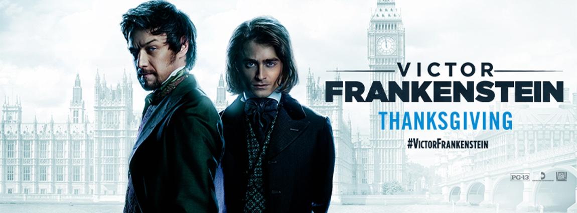 VIDEO: Glumački intervjui i najave za film 'Victor Frankenstein'