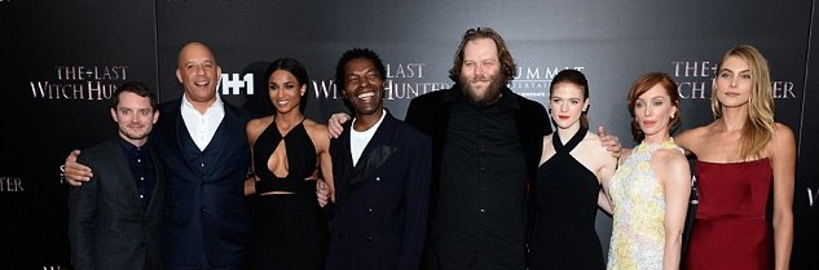 VIDEO: Održana premijera filma 'The Last Witch Hunter'