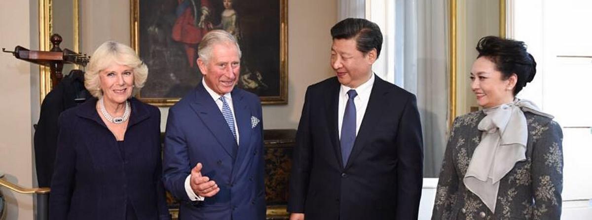 VIDEO: Kineski predsjednik Xi Jinping napustio je Veliku Britaniju