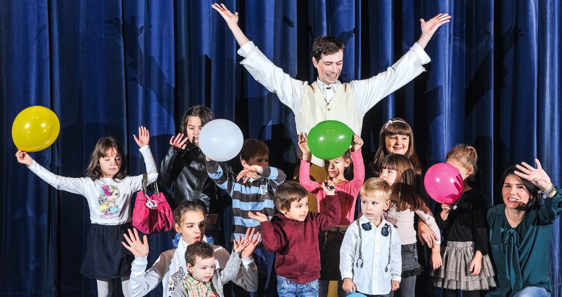 DOSSIER Proslave dječjih rođendana postale unosan biznis