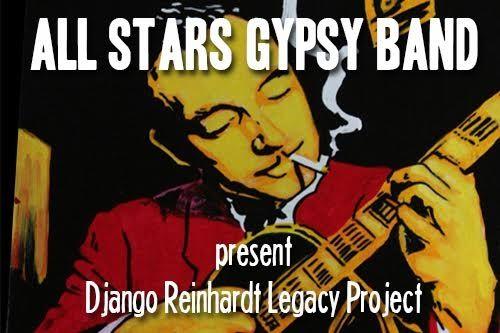 LISINSKI:  ALL STARS GYPSY BAND nastupa 4. studenoga u 20 sati u velikoj dvorani