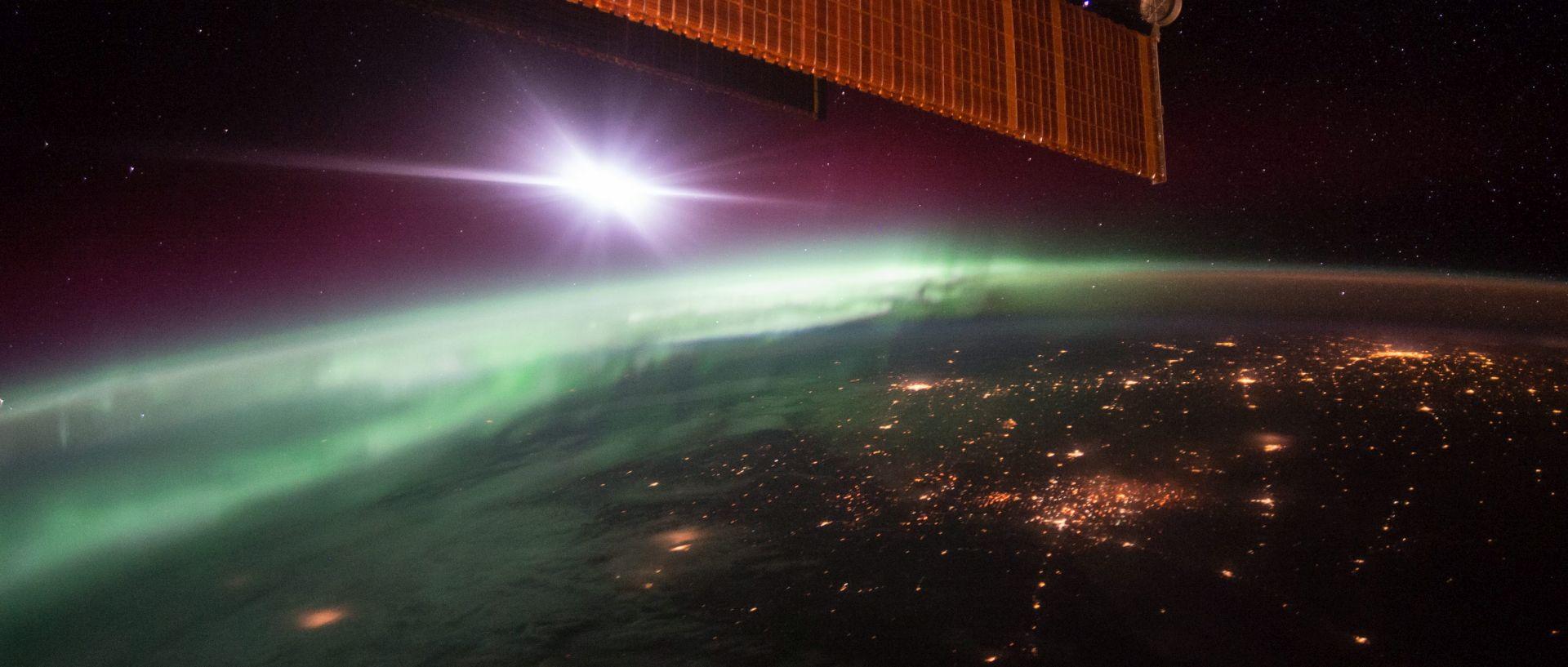 VIDEO: Odlična snimka polarnog svijetla iz svemira