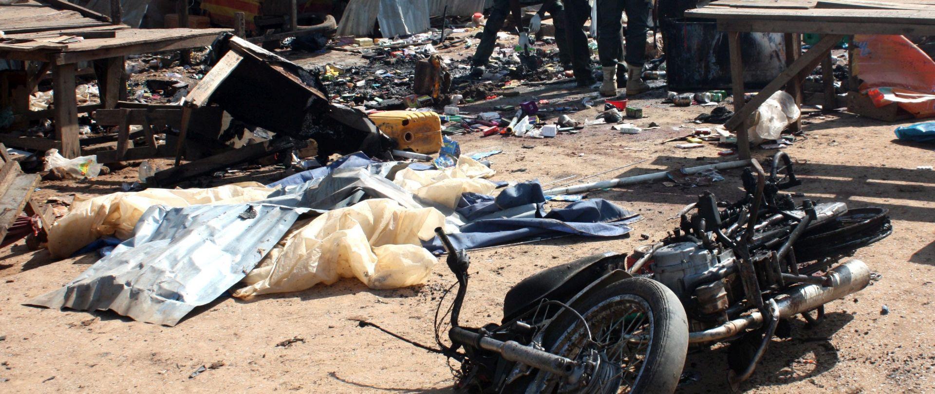 BOKO HARAM: U dvostrukom samoubilačkom napadu u Nigeriji više desetaka mrtvih