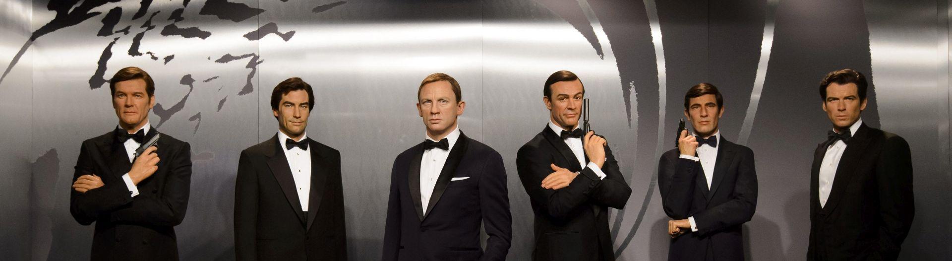 OD CONNERY DO CRAIGA U muzeju Madame Tussauds izložena šestorica Bondova