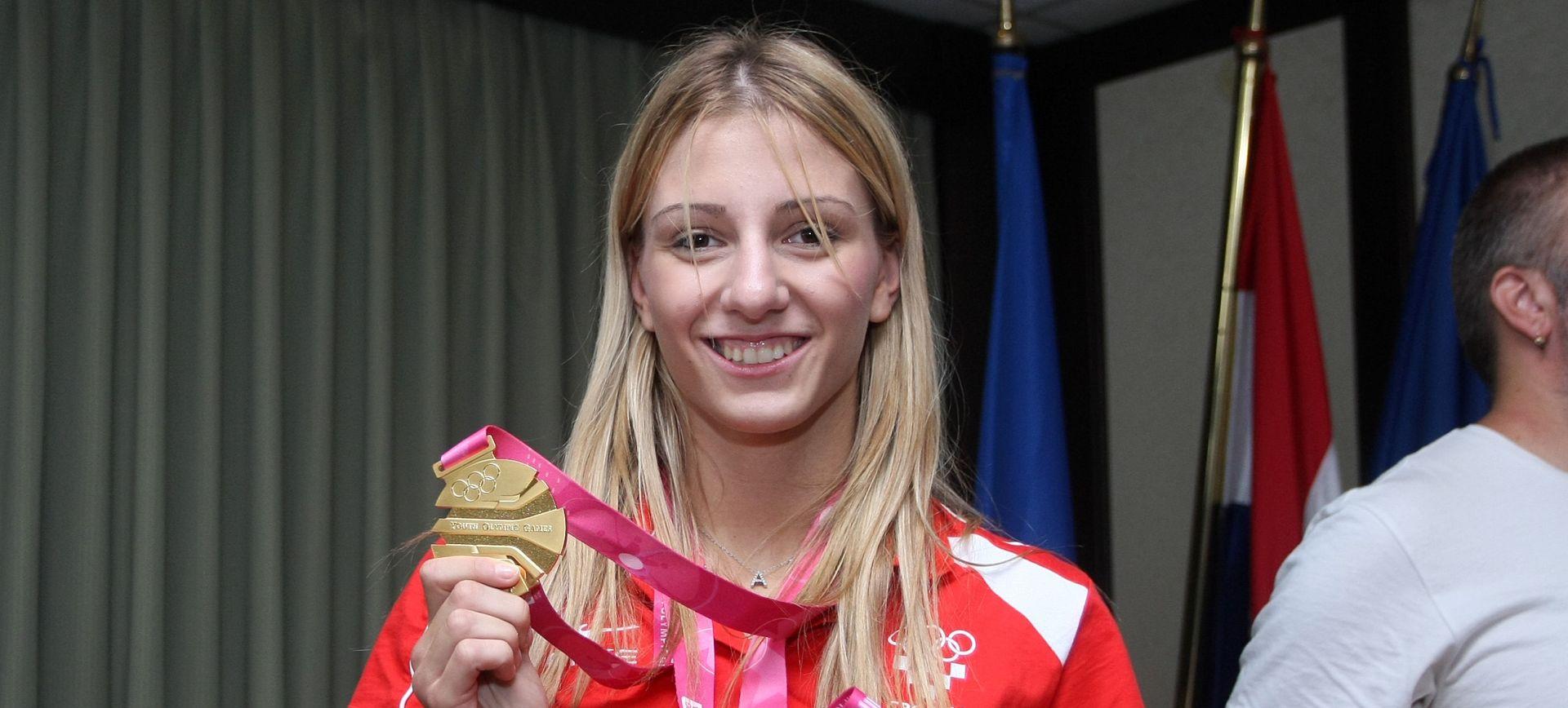ZLATNA MEDALJA: Brigita Matić svjetska juniorska prvakinja!