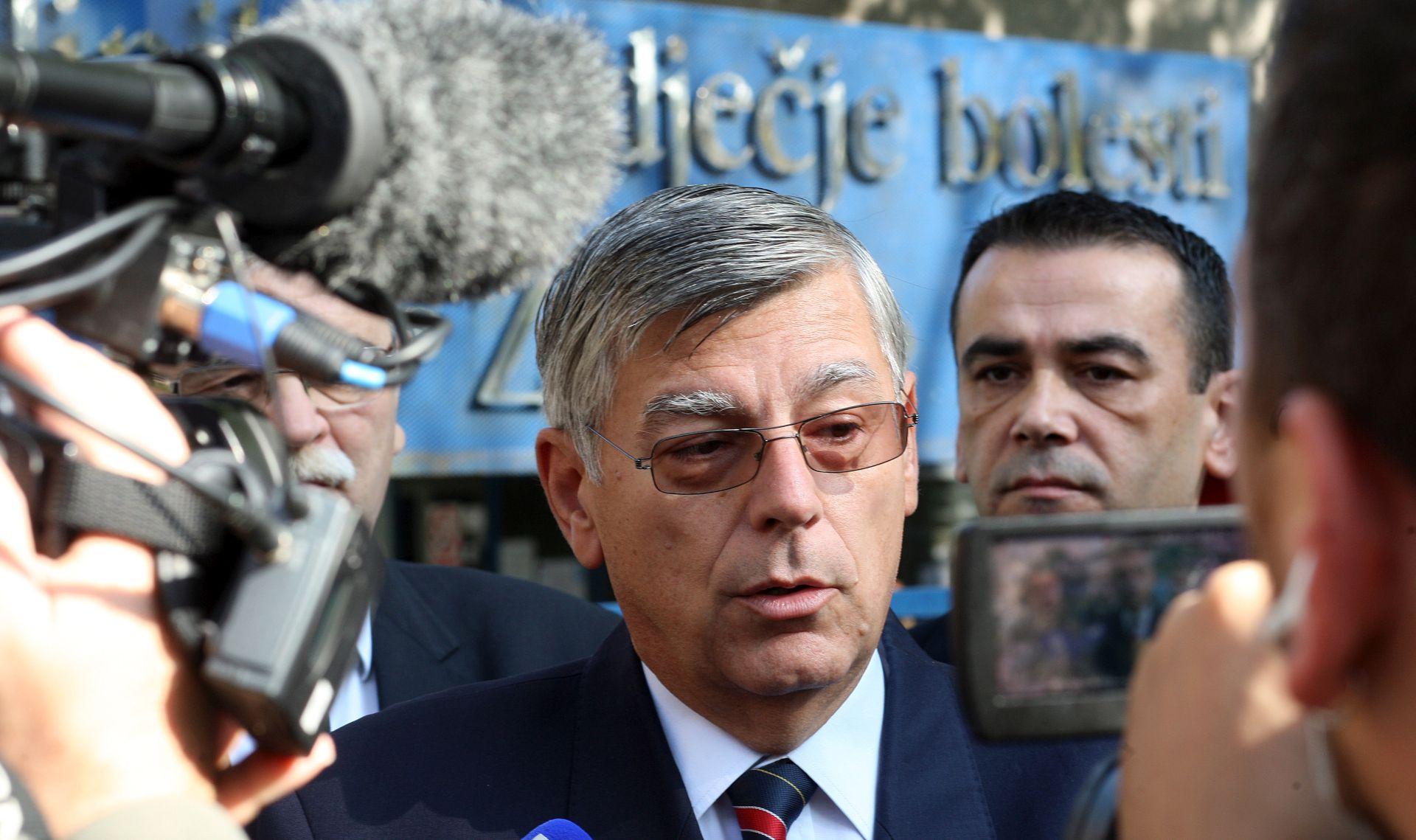 IZBORI 2015. HDZ-ovi kandidati u Klaićevoj: Gradit ćemo novu dječju bolnicu