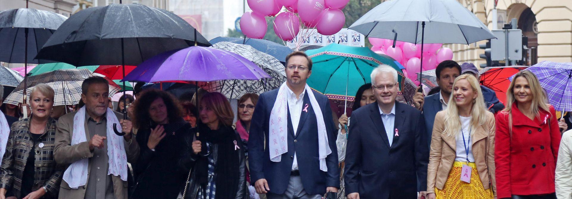 GODIŠNJE OBOLI 2500 ŽENA Dan ružičaste vrpce posvećen prevenciji raka dojke