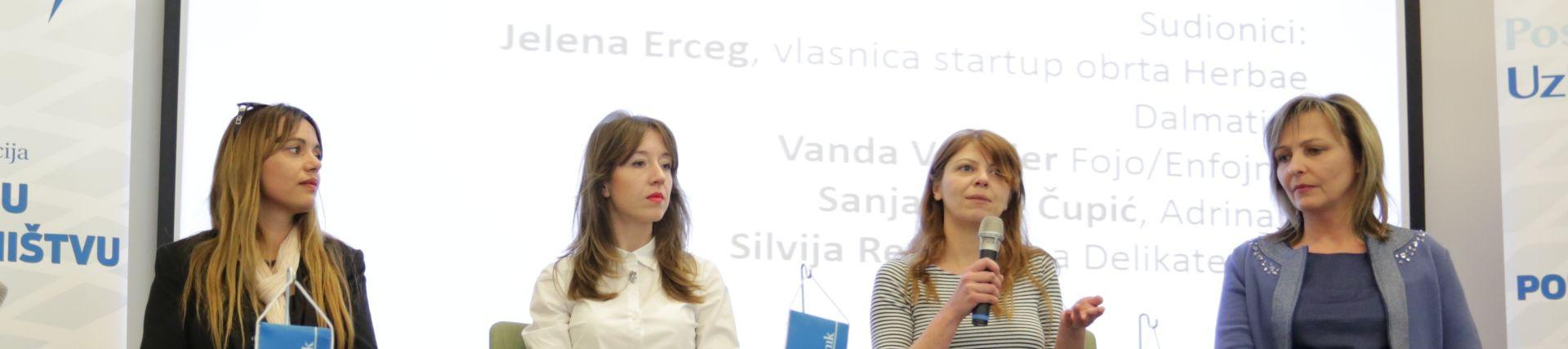 DA IH JE BAREM JOŠ VIŠE Hrvatska s najviše poduzetnica u regiji