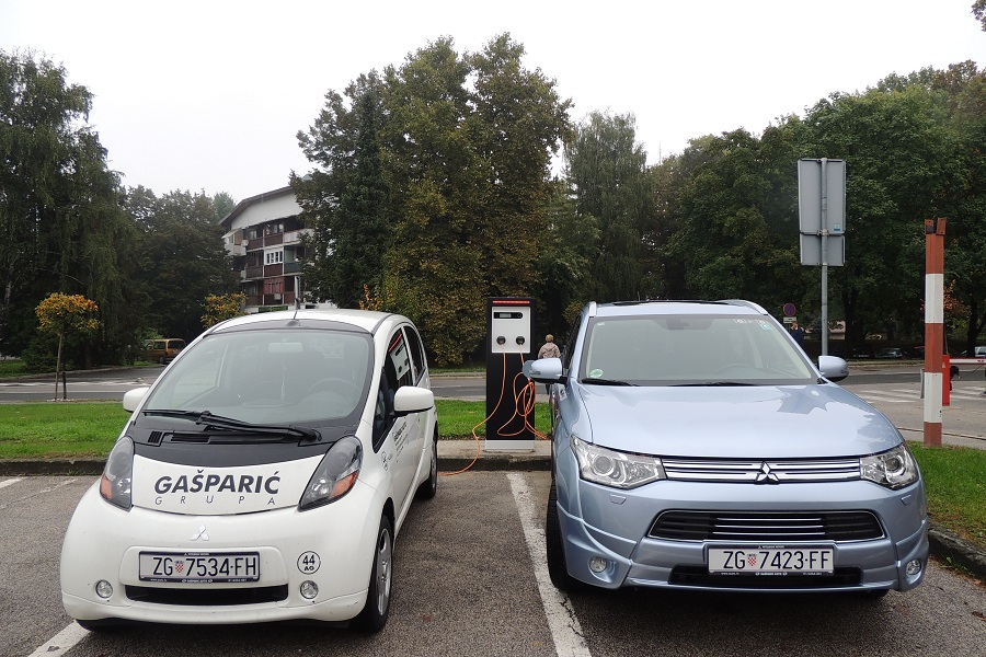 Električna vozila moguće je puniti i u Samoboru
