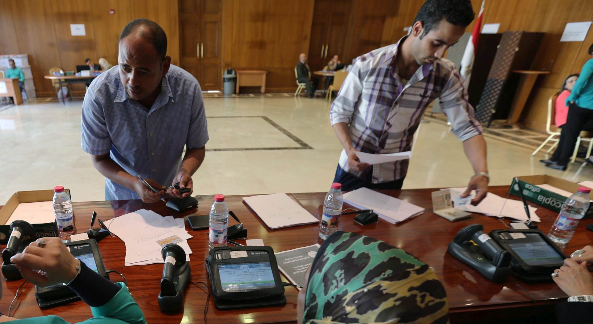 MALI ODAZIV: Egipat bira novi parlament