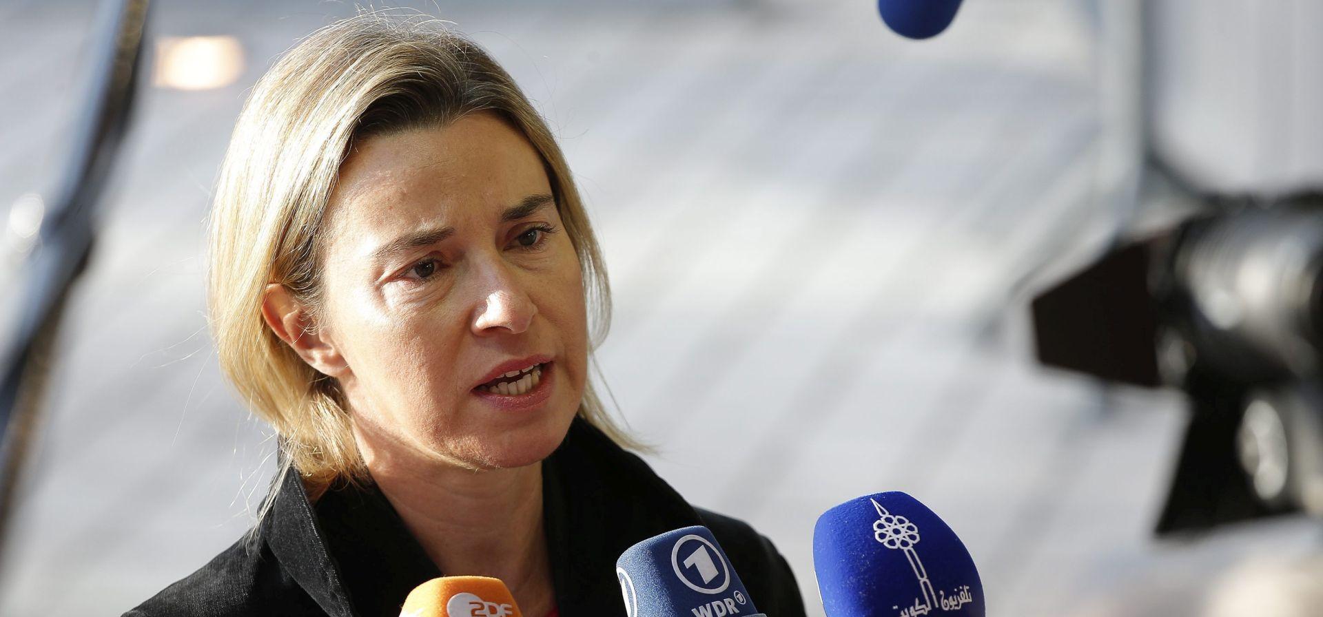 SUPROTNA STAJALIŠTA: Predstavnici EU-a i Irana razgovarali o mogućnostima za mir u Siriji