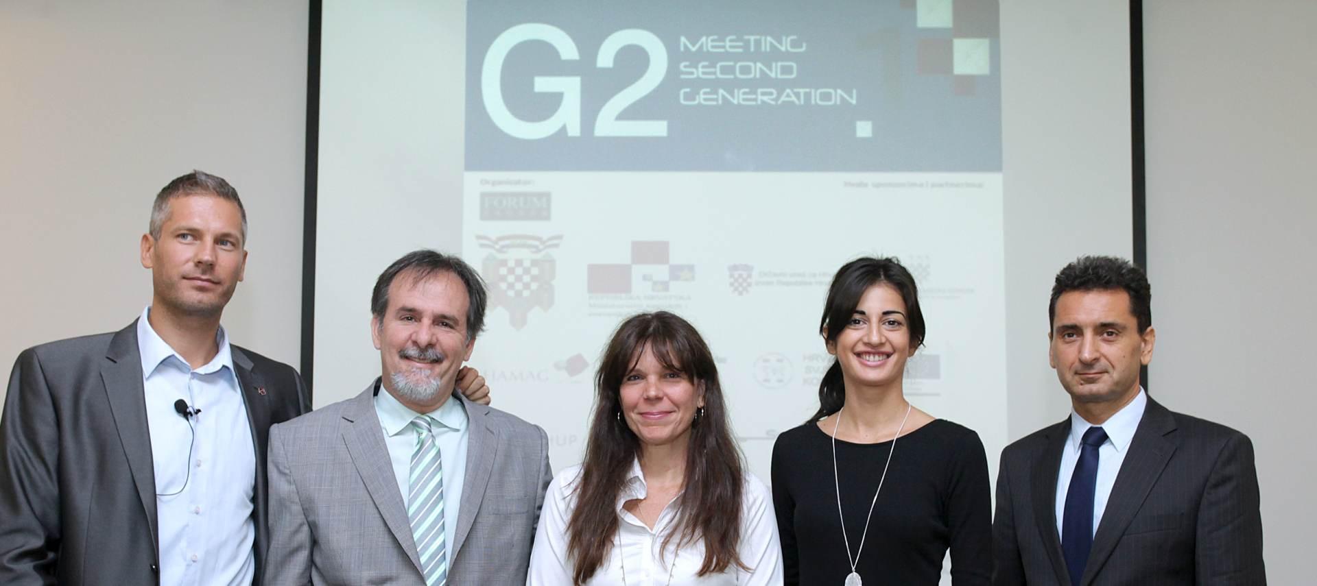 KONFERENCIJA MEETING G2.1: Vrijeme je za ulaganja u Hrvatskoj!