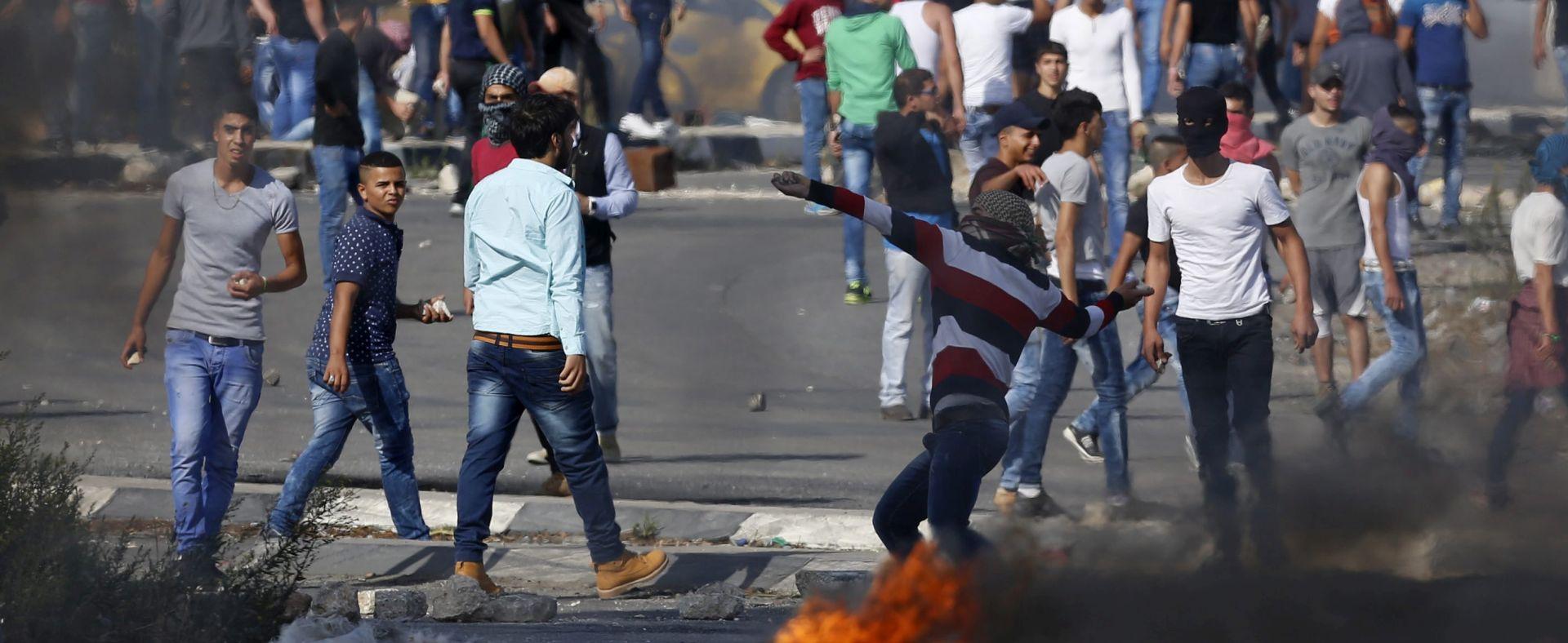 VAL NASILJA: Kerry pozvao na prekid izraelsko-palestinskih sukoba