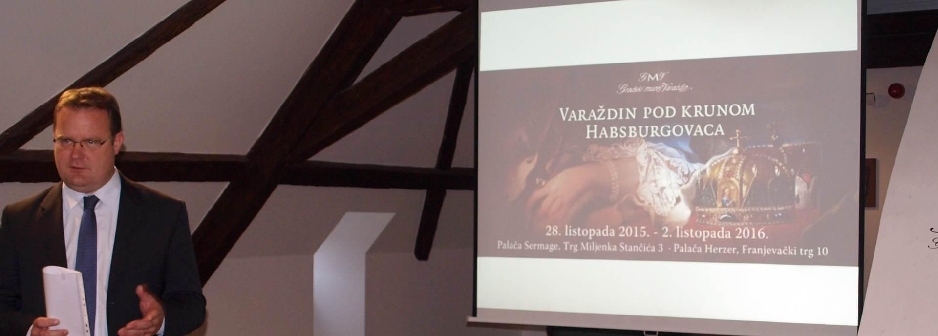 "Izložbom ""Varaždin pod krunom Habsburgovaca"" Gradski muzej slavi 90. obljetnicu"