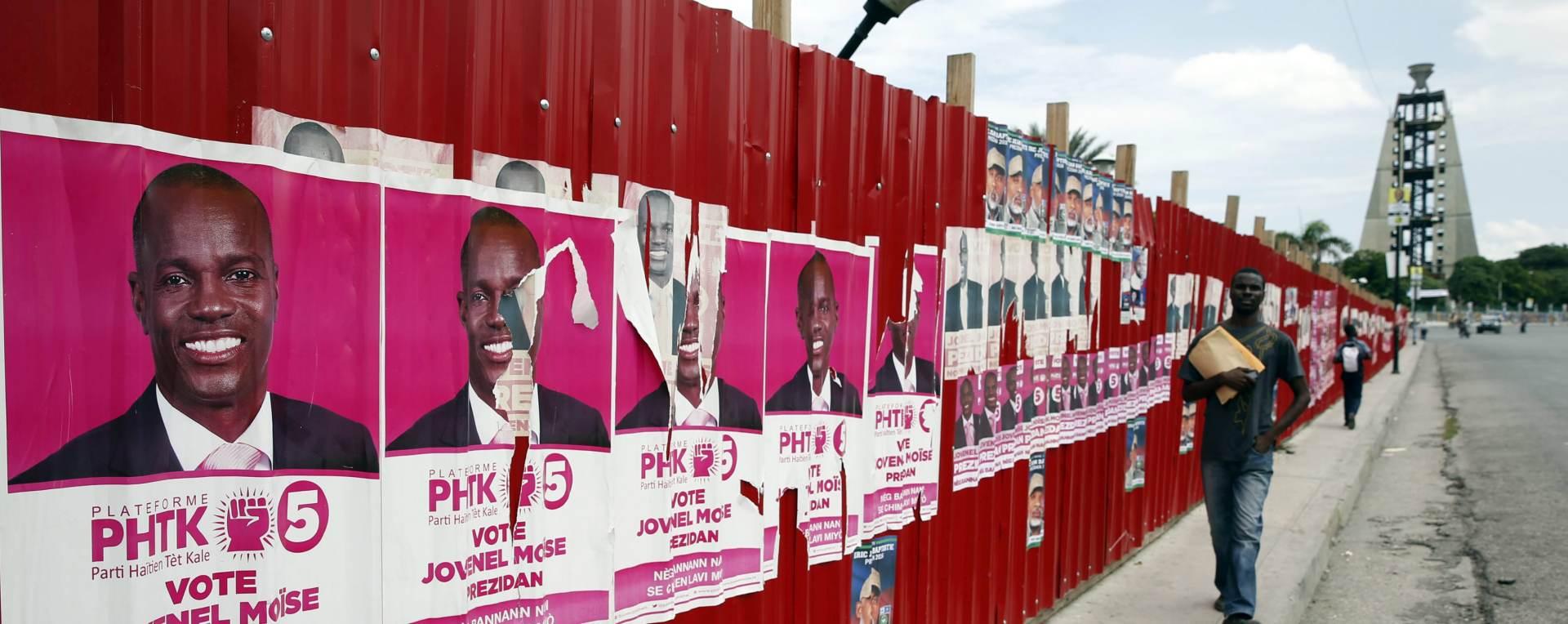 KORUPCIJA I SIROMAŠTVO: Haiti se nada da će nedjeljni izbori zaustaviti kaos