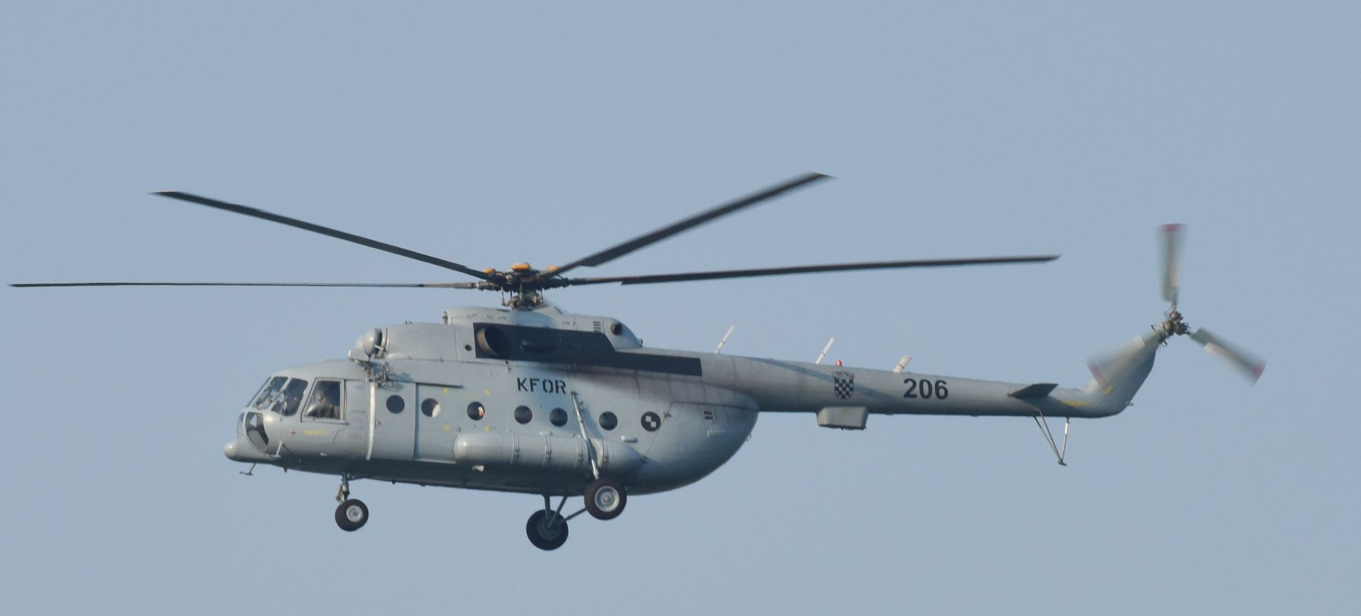SIBIR U padu ruskog helikoptera 18 mrtvih