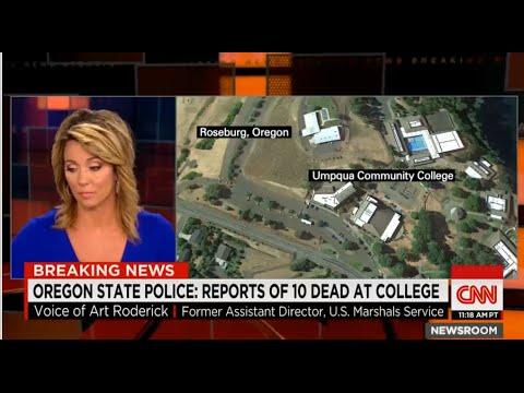 VIDEO: PUCNJAVA NA SVEUČILIŠTU U OREGONU U napadu na kampus poginulo 13 ljudi, napadač 'neutraliziran'